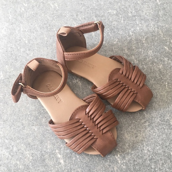 Old Navy Toddler Girls Sandals Shoes